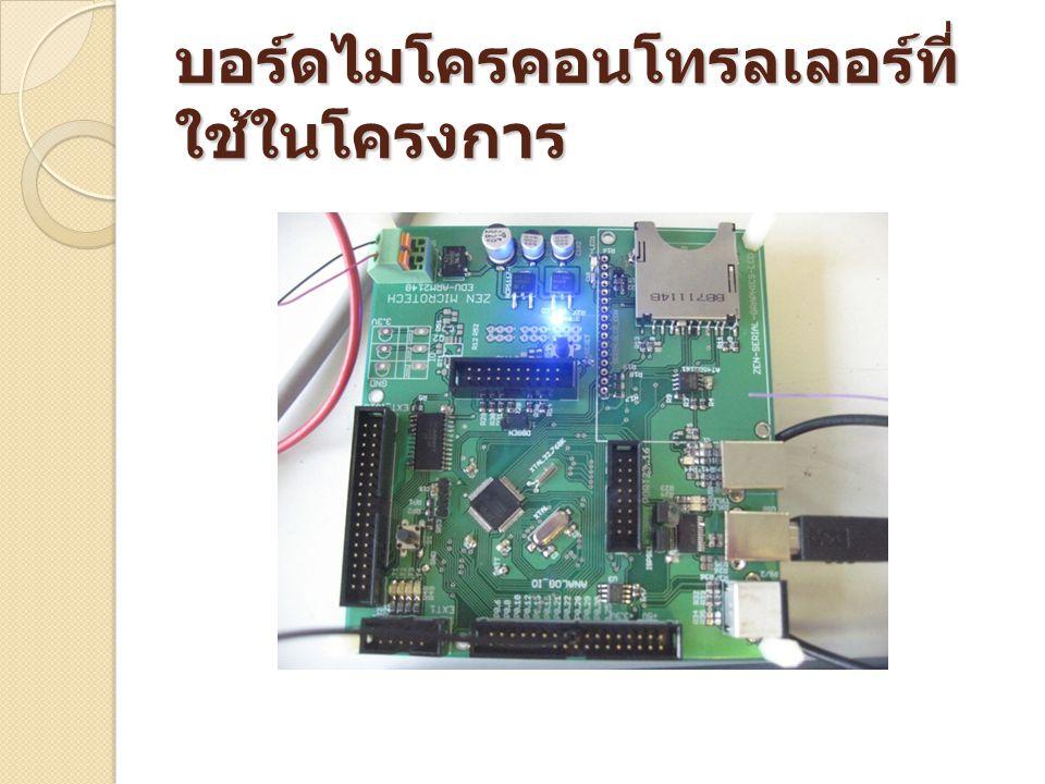 แผนผังการทำงานของ ไมโครคอนโทรลเลอร์ Microcontroller A/D Conversion Routine
