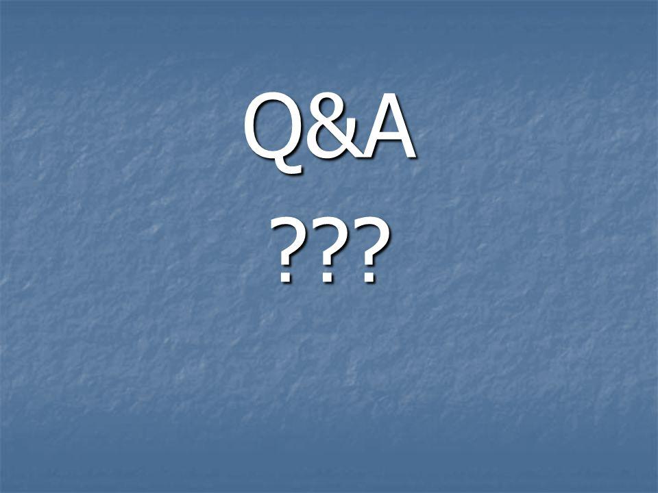 Q&A???