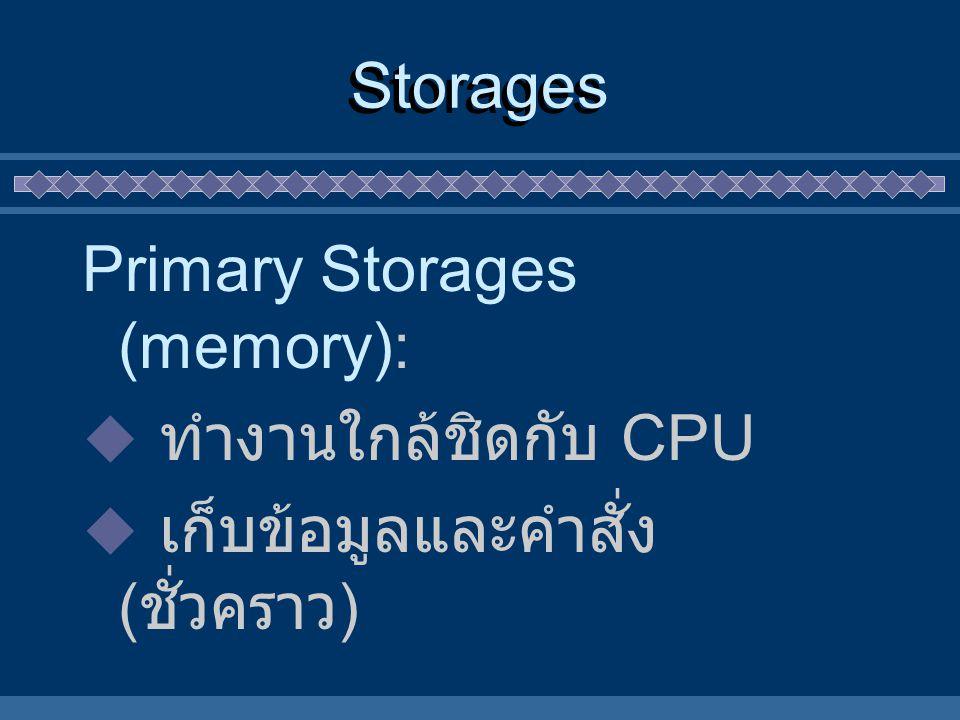 การเพิ่มอุปกรณ์จากภายนอก คอมพิวเตอร์  เพิ่มโดยผ่าน Serial หรือ Parallel ports