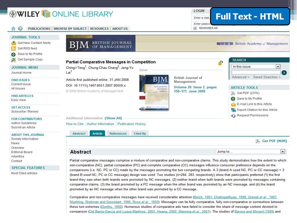 Full Text - HTML