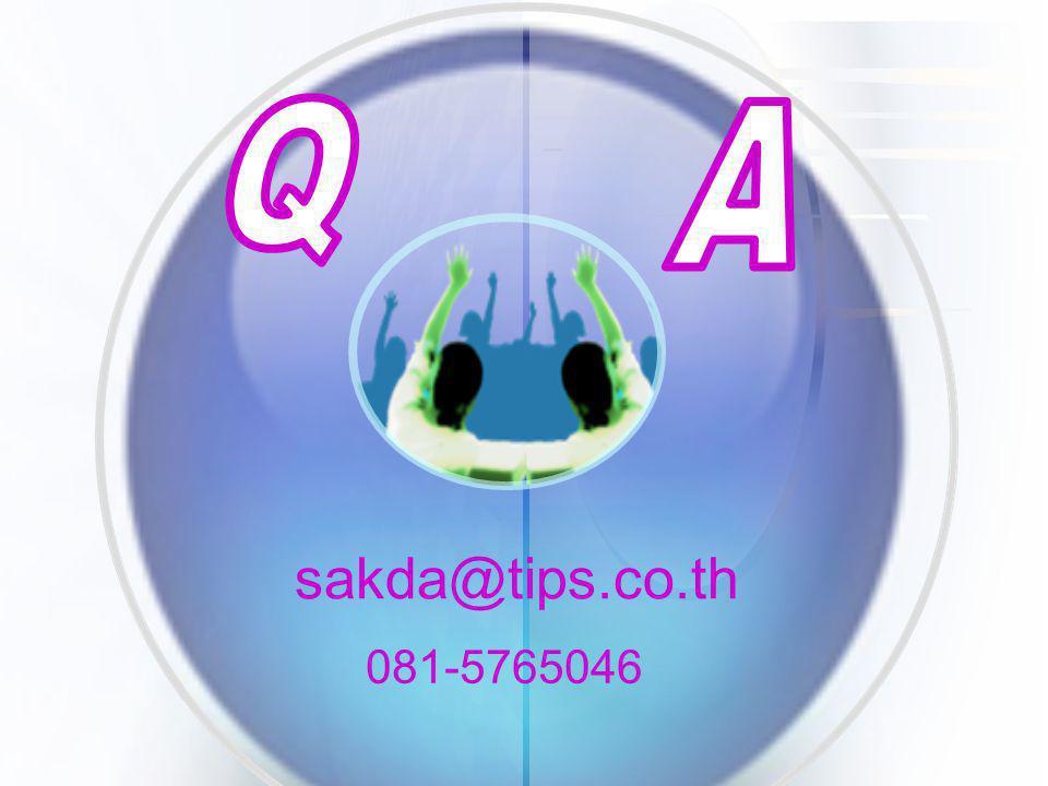 sakda@tips.co.th 081-5765046