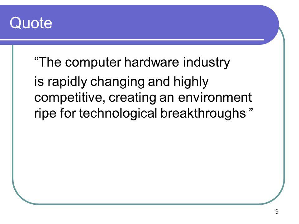 ประเภทของ Hardware Input Device Output Device Processor Storage Network interface