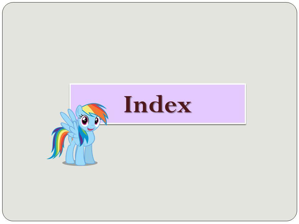 IndexIndex