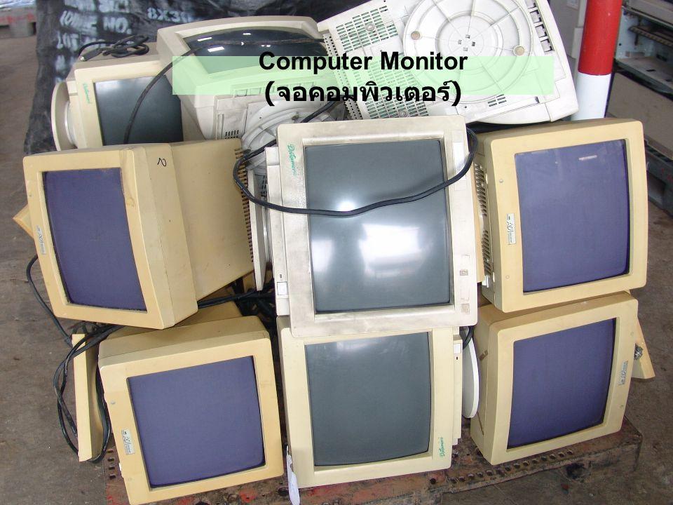 Computer Monitor ( จอคอมพิวเตอร์ )