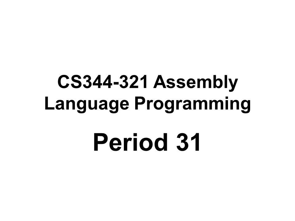ตัวอย่าง โปรแกรมย่อย itoa ทำหน้าที่เปลี่ยน เลขจำนวนเต็มมีเครื่องหมาย ให้เป็น string ซึ่งมีความยาวอย่างน้อย 6 และจะมีรูปแบบ ดังนี้ DS : SI DS : SI [-]digits [-]digits และ ax เก็บความยาวของ string ก่อนเรียกใช้ cx เก็บเลขฐาน ก่อนเรียกใช้ cx เก็บเลขฐาน และ DS : SI ชี้ไปที่เริ่มต้นที่ว่างซึ่งมีความ ยาวอย่างน้อย 6 ไบต์ และ DS : SI ชี้ไปที่เริ่มต้นที่ว่างซึ่งมีความ ยาวอย่างน้อย 6 ไบต์