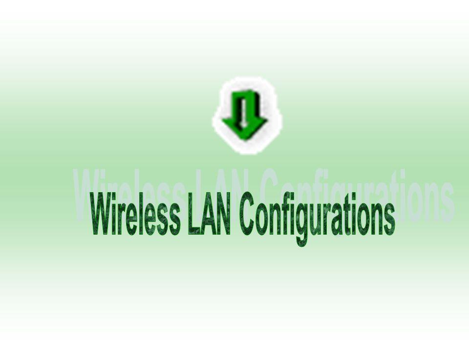 -Multiple radio carrier - รูปลักษณะภายนอกของประเภทของ Wireless LANs -End users เข้าถึง Wireless LANs โดยผ่านทาง Wireless LANs adapters Wireless LANs adapters