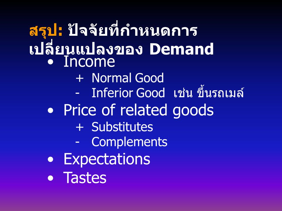 Price Inelastic E p < or = 1 Price Elastic E p > 1 Linear Demand Curve Q = a - bP Q = 8 - 2P 4) Elasticities of Supply and Demand