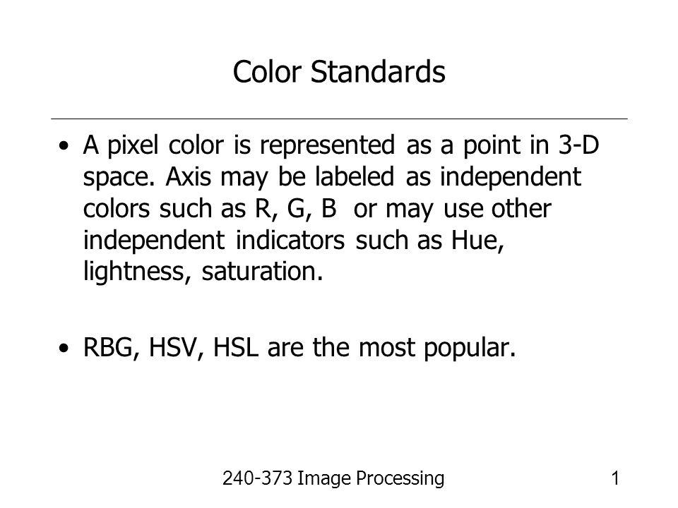 240-373 Image Processing12 HLS