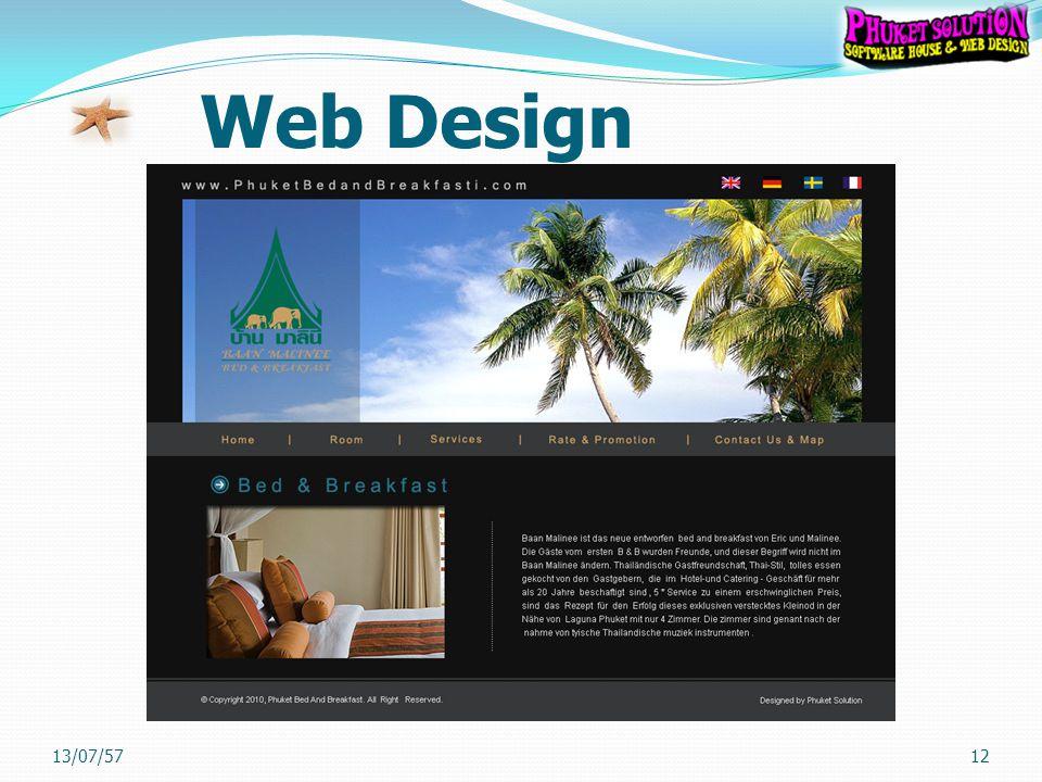 Web Design 13/07/5712