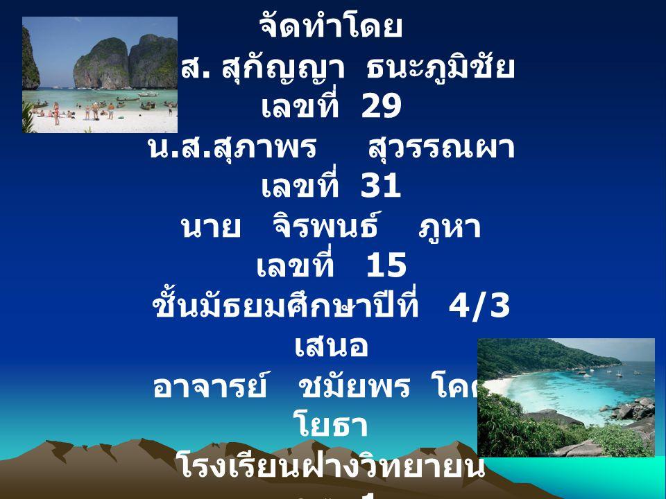 คำนำ โรงแรม หาดป่าตอง ที่พัก หาดป่าตอง หาดป่าตอง ชายหาดที่มีชื่อเสียงระดับโลก เป็นที่ นิยมของนักท่องเที่ยง ทั้งชาวไทย และ ชาวต่างชาติ เพราะ หาดป่าตอง มีชายหาดที่ขาว สะอาด ทะเลสีคราม ศูนย์การค้าขนาดใหญ่ครบ ครัน พร้อมทั้งแหล่งบันเทิงมากมาย.