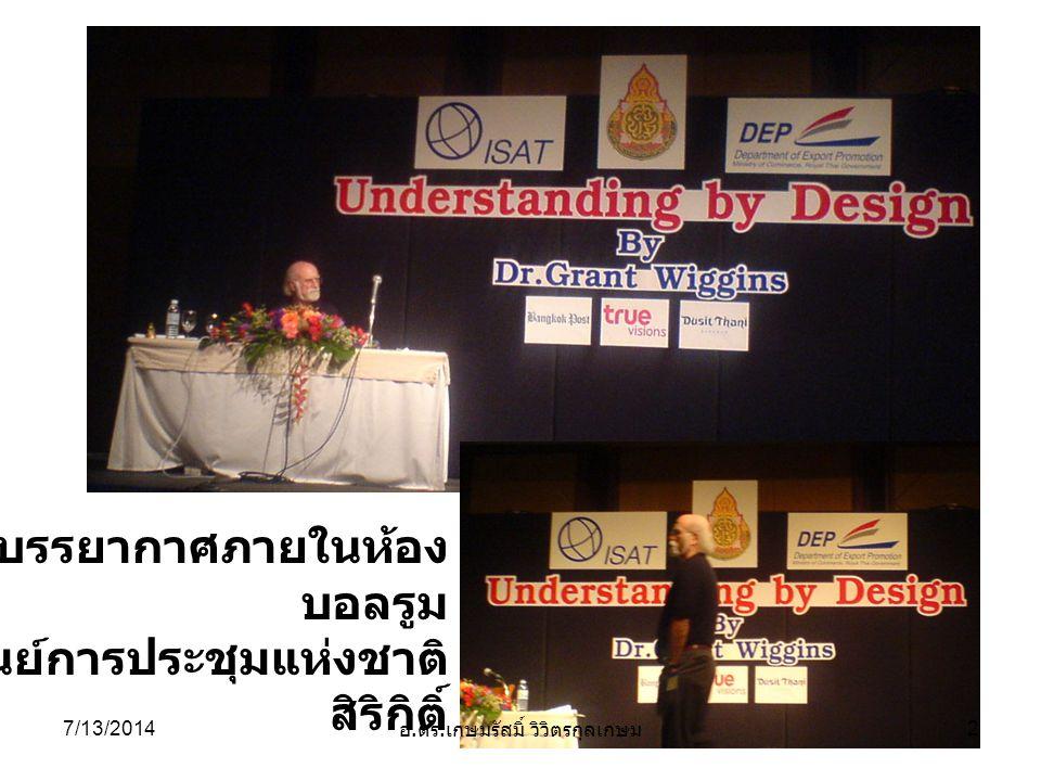 1.Introduction to Understanding By design 2. The Backward design Instructional design model 3.