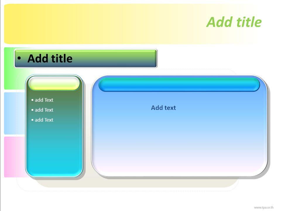 add Text Add text