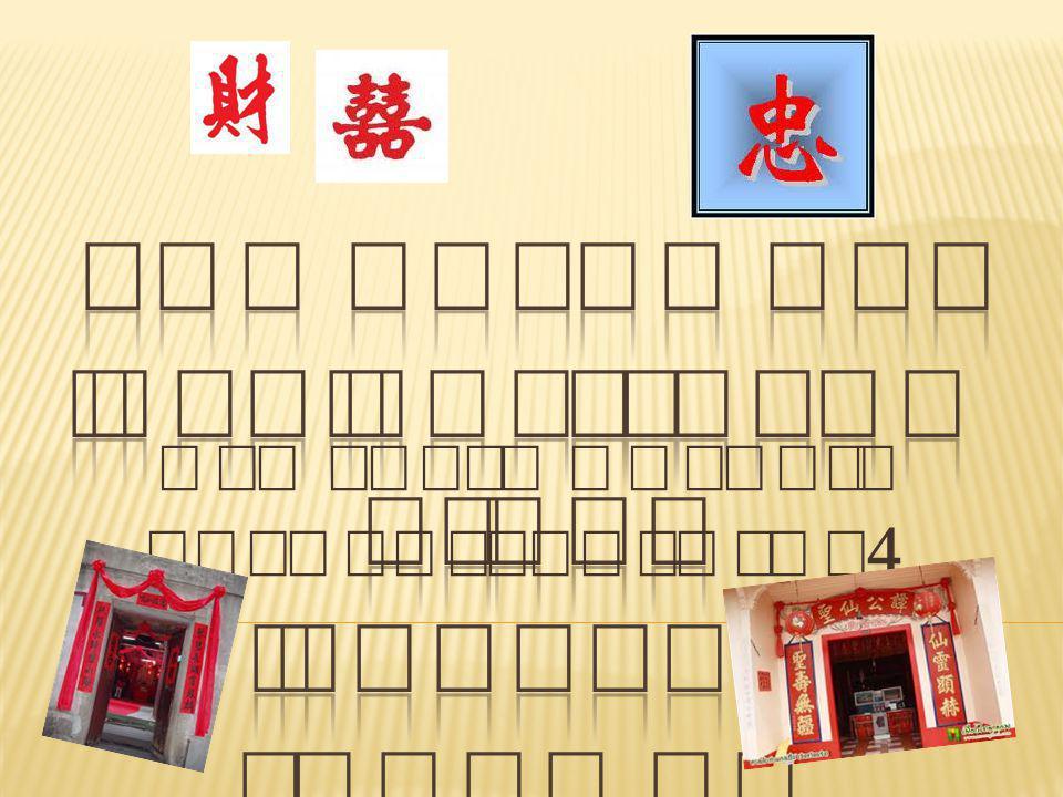 เนื่องจากครอบครัวของ นักเรียนเป็นครอบครัวคนจีน ซึ่งใน ทุกๆเทศกาลจะมีการเขียนพู่กันจีน เกี่ยวกับคำมงคลเพื่อใช้ในเทศกาล นักเรียนต้องการเรียนรู้เกี่ยวกับคำ มงคลต่างๆที่ใช้ในเทศกาลเพื่อ นำมาใช้ในครอบครัว จึงต้องการ สำรวจการเขียนคำมงคลที่ใช้บ่อย ของชุมชนเยาวราช ซึ่งได้มีการสืบ ทอดกันมาช้านาน