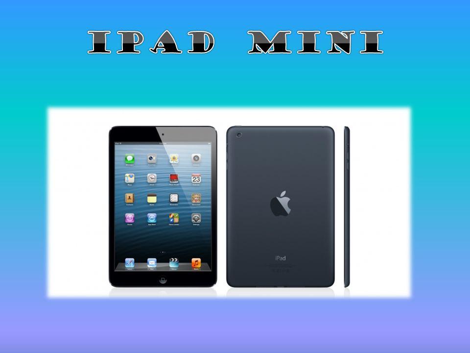 ข้อมูลทั่วไป รุ่น : iPad mini Wi-Fi Cellular ปี : 2012 รูปแบบ : แท่ง ขนาด : 200 x 134.7 x 7.2 มม.