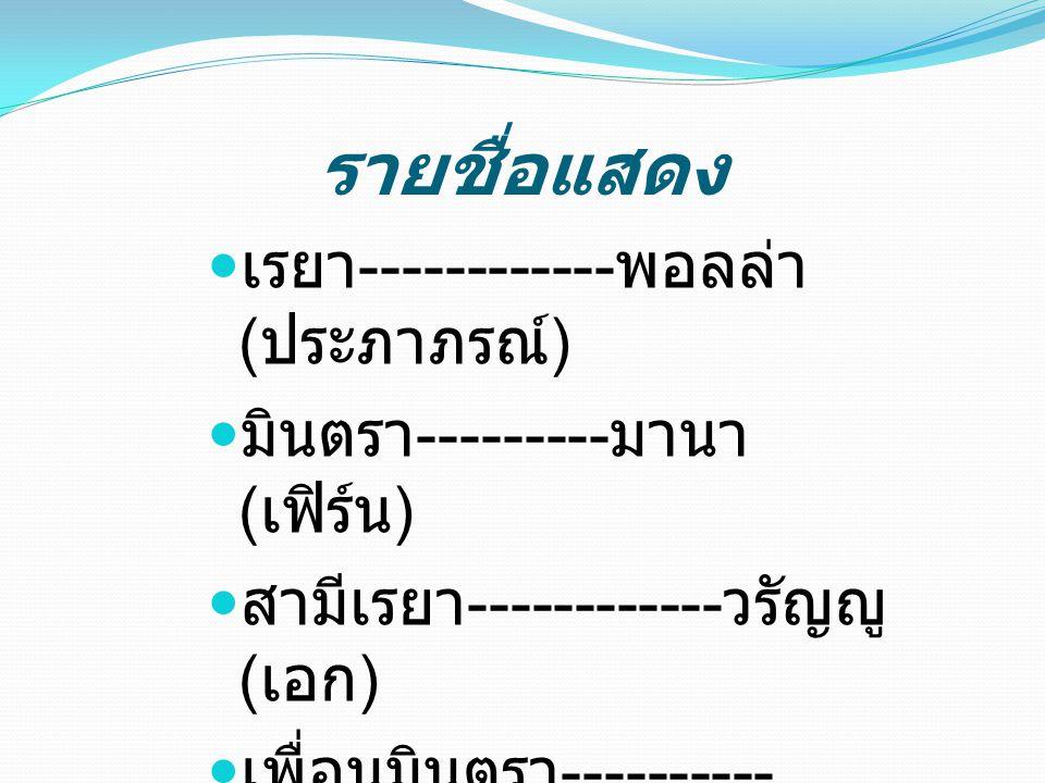 惯用语 คำพังเพย _ ครูทิพปภา ประสาทกุล _ โรงเรียนสารวิทยากรุงเทพมหานคร http://zhidao.baidu.com/question/133014173 http://zhidao.baidu.com/question/92703771.html?fr=qrl&index=0 http://zhidao.baidu.com/question/92703771.html?fr=qrl&index=0