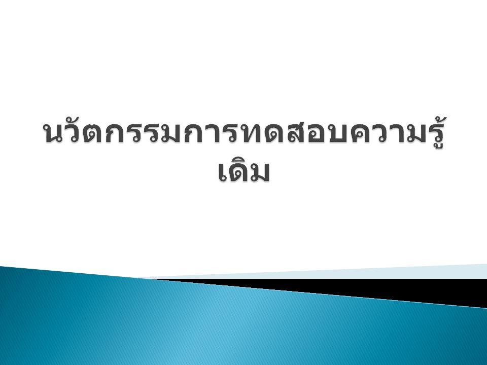  ผลงานวิจัย เรื่อง ผลการใช้คอมพิวเตอร์ช่วยสอน เรื่อง การใช้พจนานุกรม สำหรับนักเรียนชั้นมัธยมศึกษา ปีที่ 1  The Effect of Using Computer Assisted Instruction on the Use of Thai Dictionary For Mathayomsuksa 1 Students.