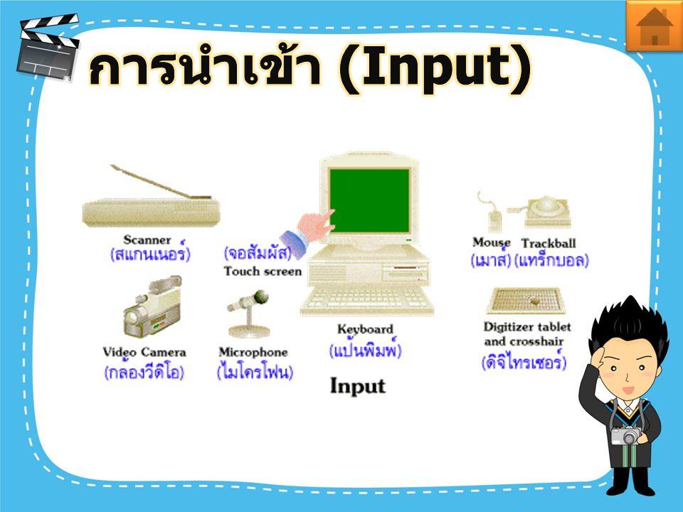 CPU ( ซีพียู )