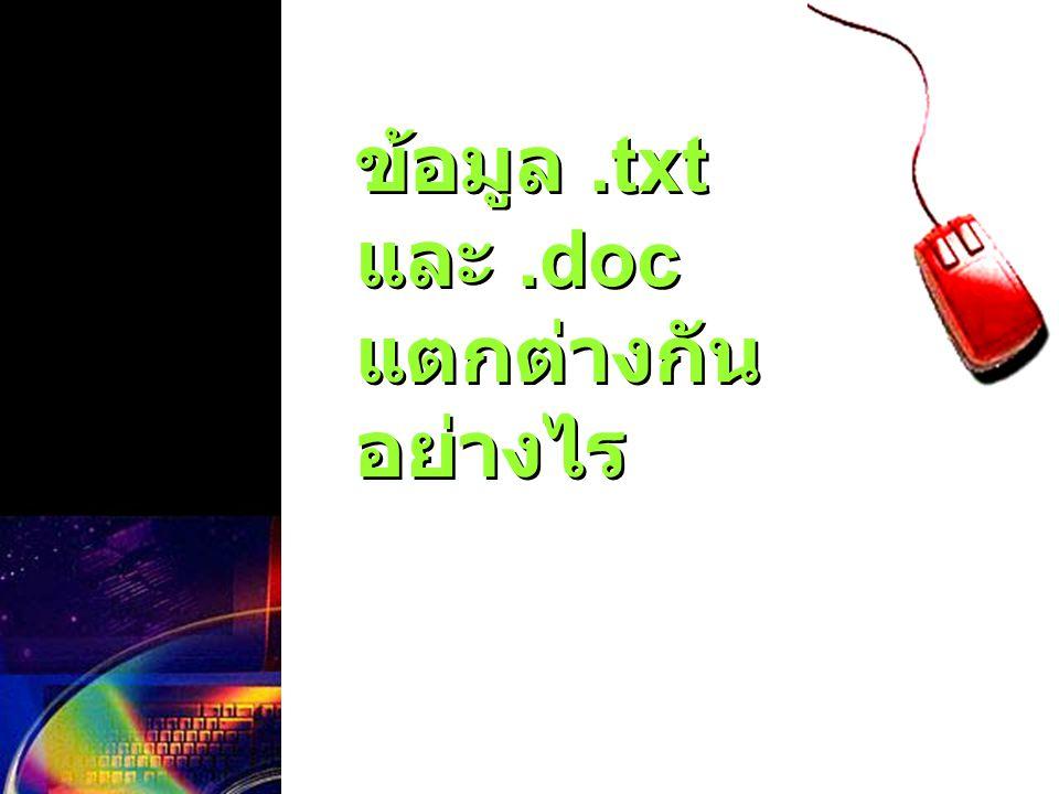 ภาพ (Images) จากการกำหนดที่ Script C.A.I.