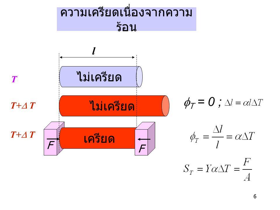 7 ความร้อนจำเพาะและ ความร้อนแฝง T Q น้ำแ ข็ง น้ำ ไอ น้ำแข็ง + น้ำ น้ำ + ไอ ความร้อนจำเพาะ ความร้อน แฝง [kj/kg.C] [ kj/kg ] C น้ำแข็ง = 2.10 C น้ำ = 4.19 L หลอมเหลว = 333 C ไอน้ำ = 2.01L ไอน้ำ = 2260