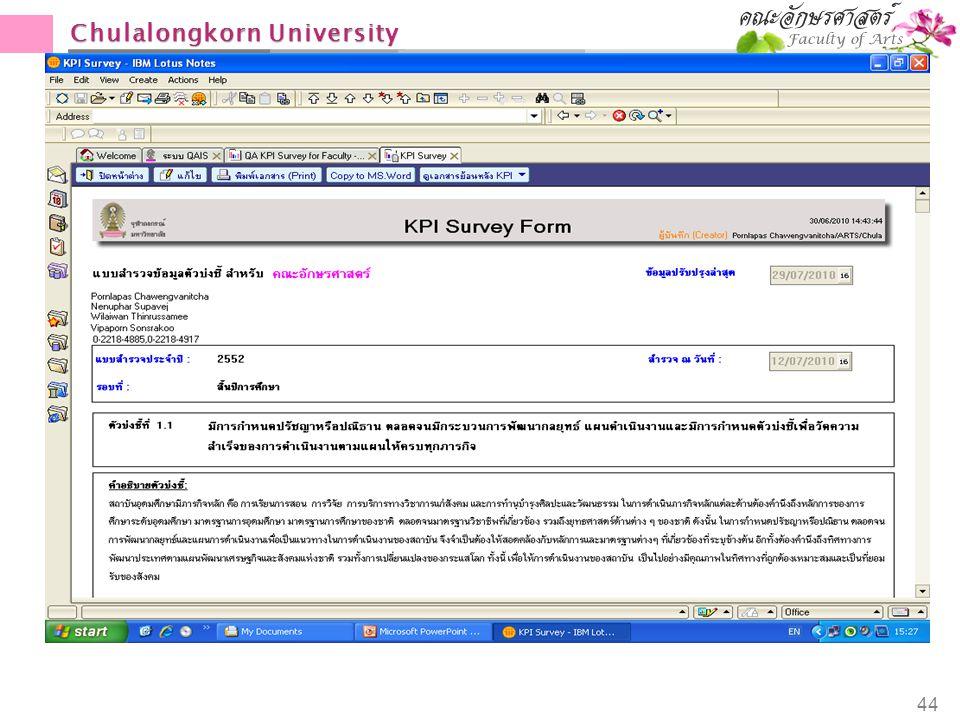 Chulalongkorn University 44