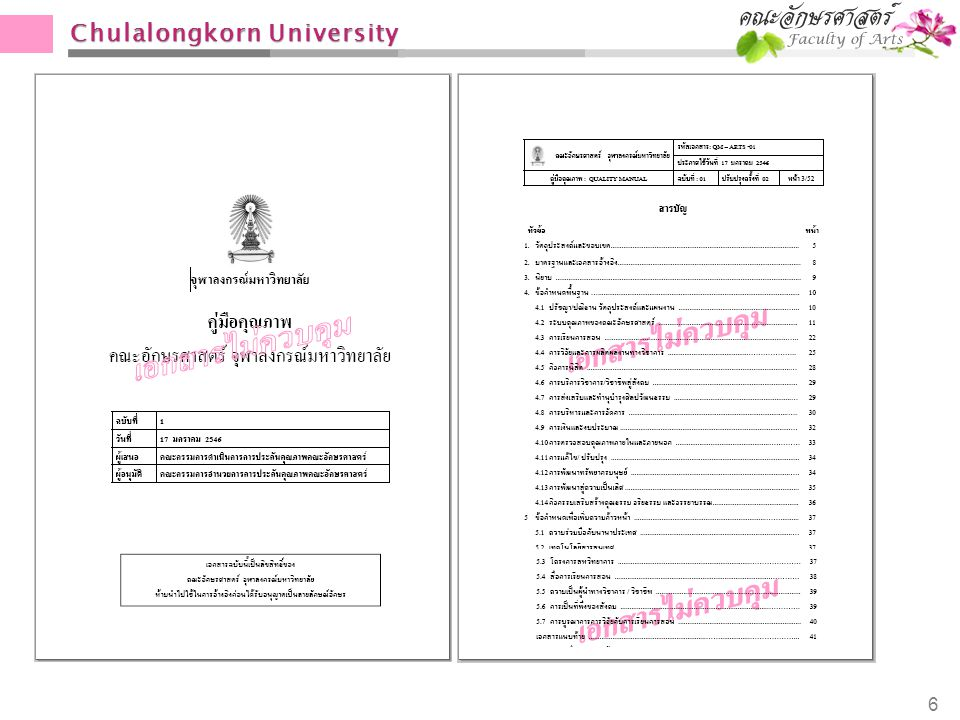 Chulalongkorn University 47