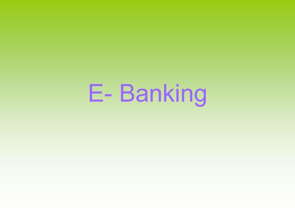 Cyber Banking Internet Banking