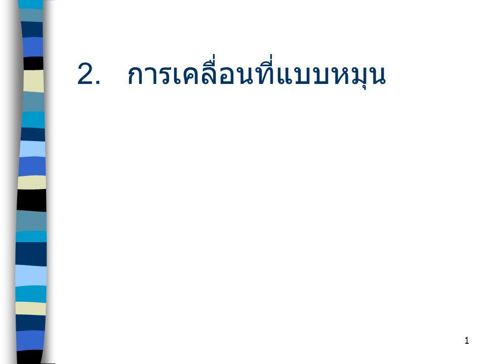 12 T mg a T  R M Rad/s 2 ( เชือกไม่ยืด - หด )