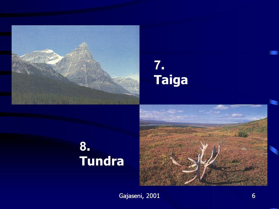 Gajaseni, 20017 การจัดจำแนกและการ แพร่กระจายในแหล่งน้ำ 1.