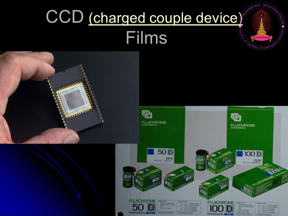 CCD (charged couple device) Films (charged couple device)