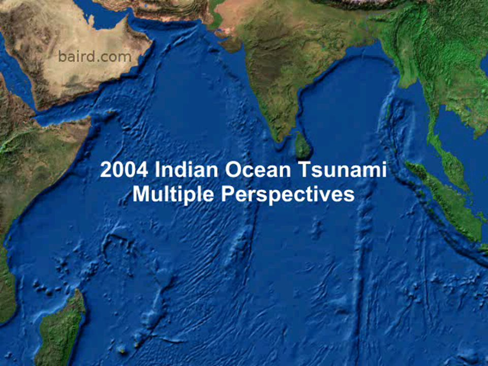 Identification of 26 December 2004 tsunami sediments from the Andaman coast of Thailand Related sedimentary structures Tool markInstant potholeConvolute Mega-ripple Tool mark Mud crackDouble-layers (Choowong et al., 2005b)