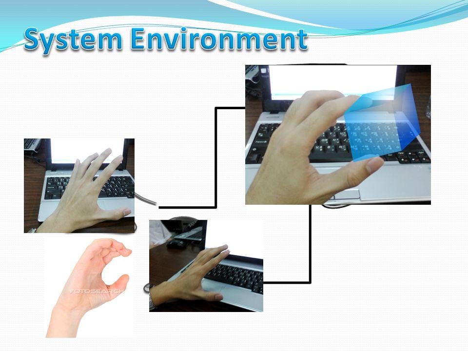 ทฤษฎีที่เกี่ยวข้อง Stereopsis Hand Feature Extraction