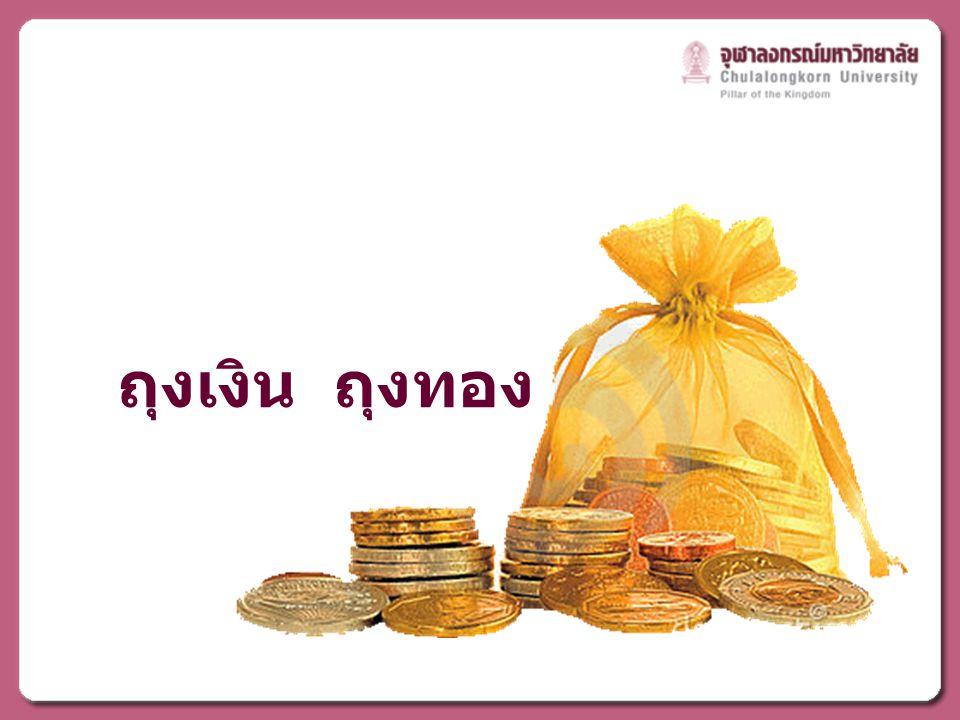 ถุงเงิน ถุงทอง