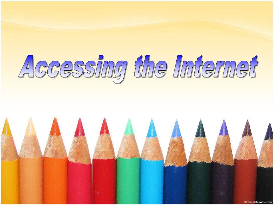 การเข้าถึงอินเตอร์เน็ตในปัจจุบันตอนนี้นั้นเป็นไปได้ ง่ายกว่าสมัยอดีตเป็นอย่างมากเพราะความต้องการของ ผู้บริโภคจึงทำให้มีผู้ให้บริการอินเตอร์เน็ตเพิ่มขึ้นเป็น จำนวนมากจึงทำให้ผู้บริโภคสามารถเข้าถึงอินเตอร์เน็ตได้ ง่ายกว่าอดีตและยังมีบริการที่ดีและราคาถูกอีกด้วย เนื่องมาจากการแข่งขันทางการตลาดของผู้ให้บริการต่างๆ ในปัจจุบันการแข่งขันทางตลาดนั้นจะเน้นไปที่ความเร็วสูง แต่ราคาไม่แพงมากและยังมีการไม่เก็บค่าบริการติดตั้ง ต่างๆ จึงเป็นที่ดึงดูดต่อผู้ที่จะเริ่มใช้งานอินเตอร์เน็ต การใช้งานอินเตอร์เน็ต