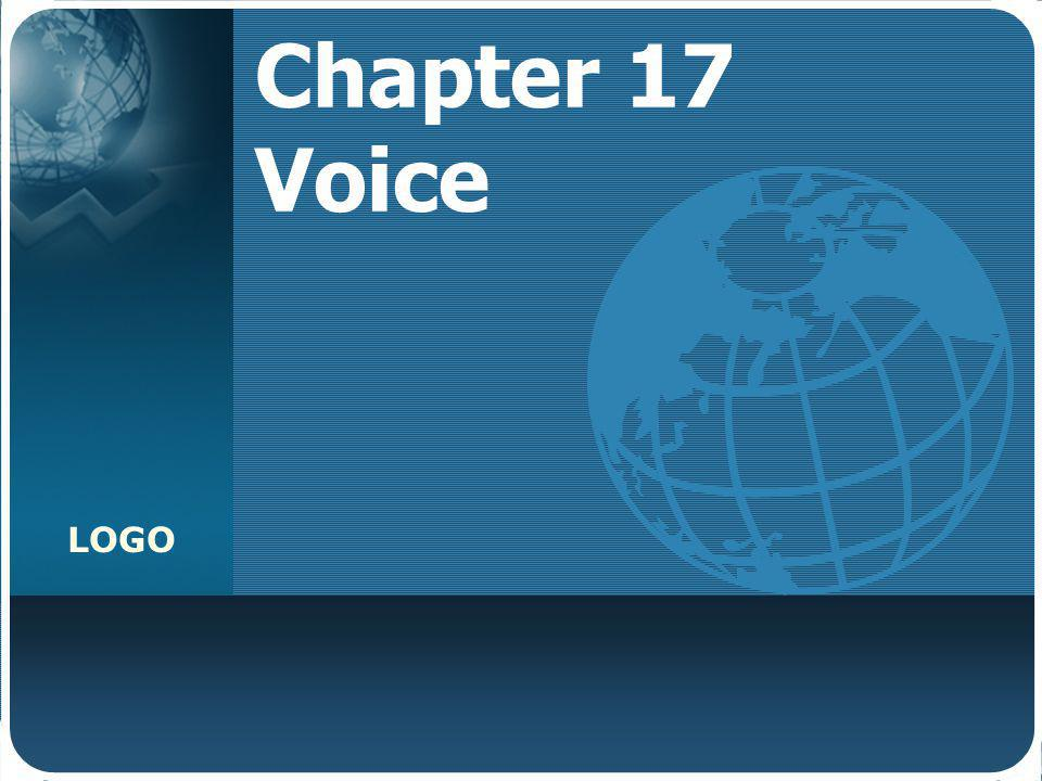 LOGO Chapter 17 Voice