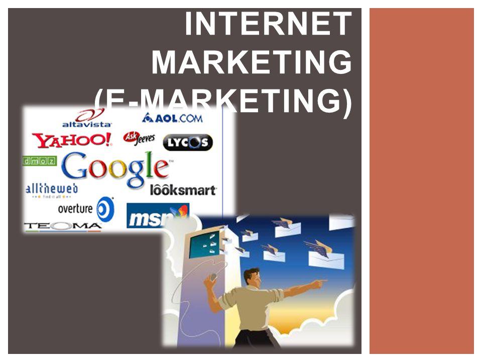เนื้อหาที่จะ บรรยาย  ความหมายของ Internet Marketing (eMarketing)  เตรียมตัวก่อนทำ Internet Marketing (E- Marketing)  วิธีทำตลาดออนไลน์แบบไหนให้ผลดีกว่ากัน  Search Engine Optimization - Natural Search Engine.