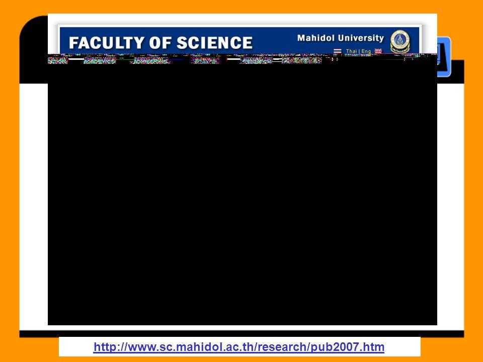 http://www.sc.mahidol.ac.th/research/pub2007.htm