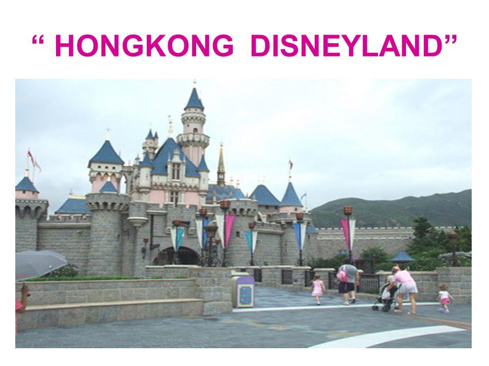 """"""" HONGKONG DISNEYLAND"""""""
