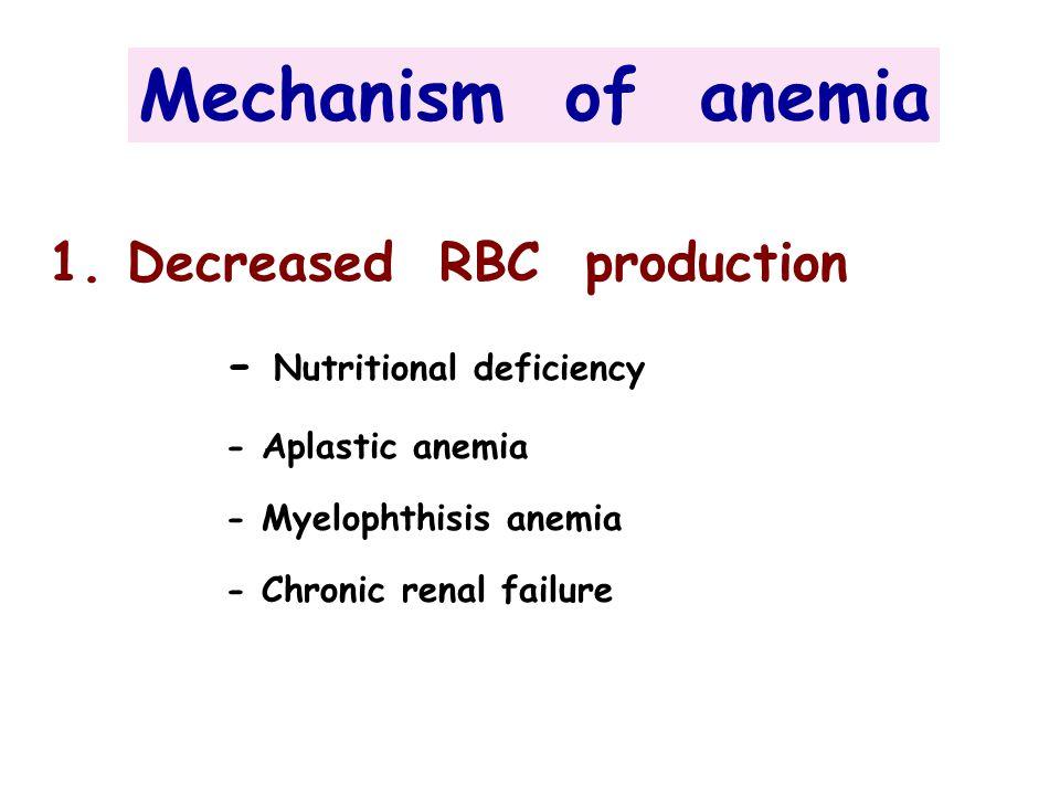 normochromicnormocytic hypochromicmicrocytic