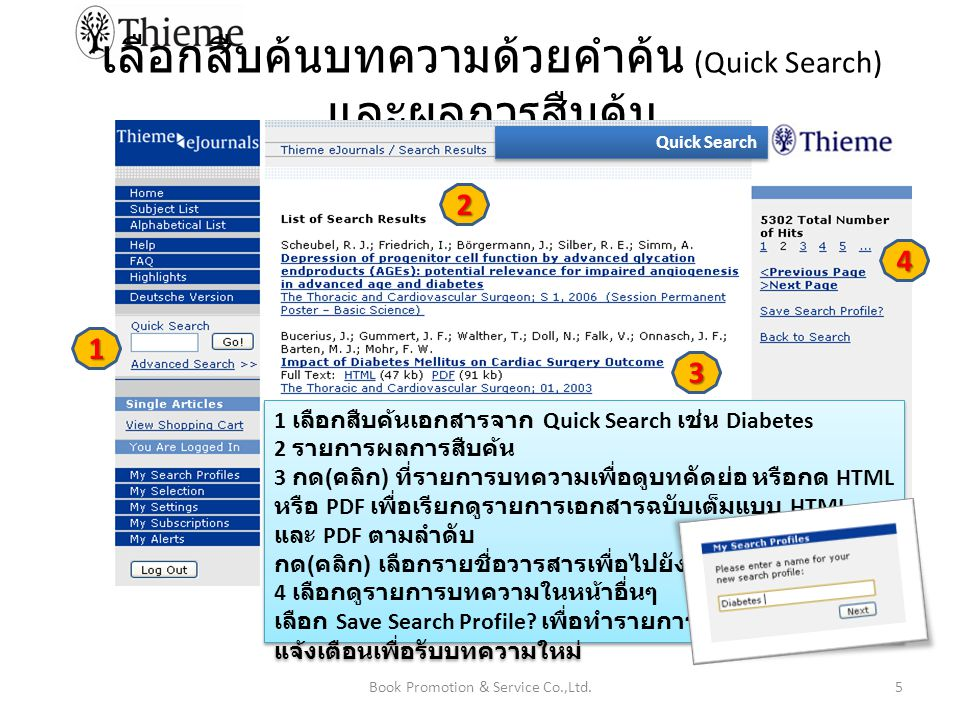 การสืบค้น Advanced Search 6Book Promotion & Service Co.,Ltd.