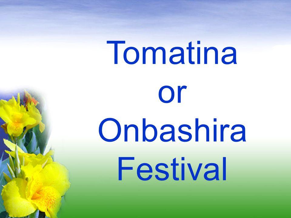 t t t f f The Onbashira Festival