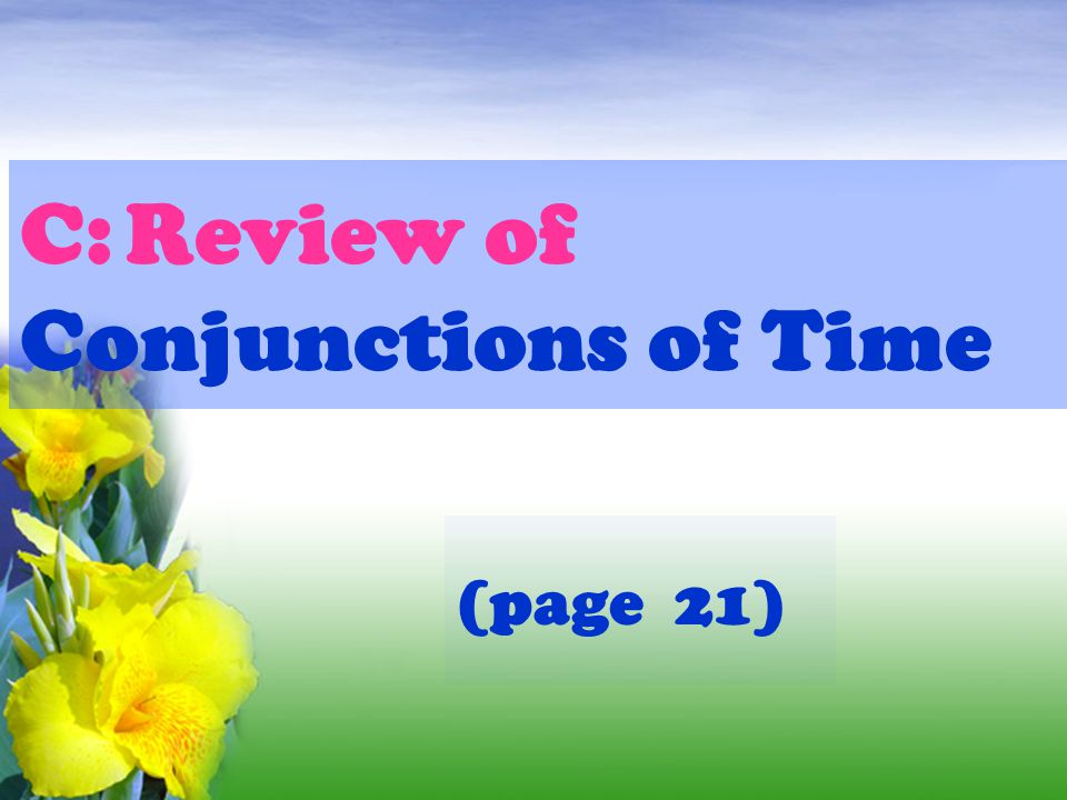 t t t f f Comprehension (page 23)