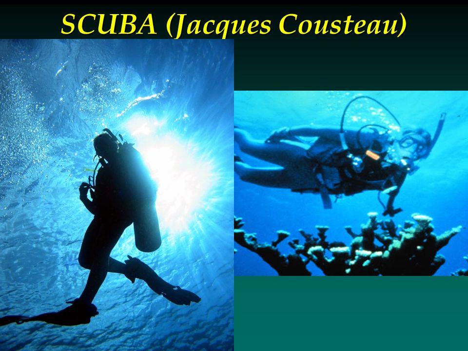 SCUBA (Jacques Cousteau)