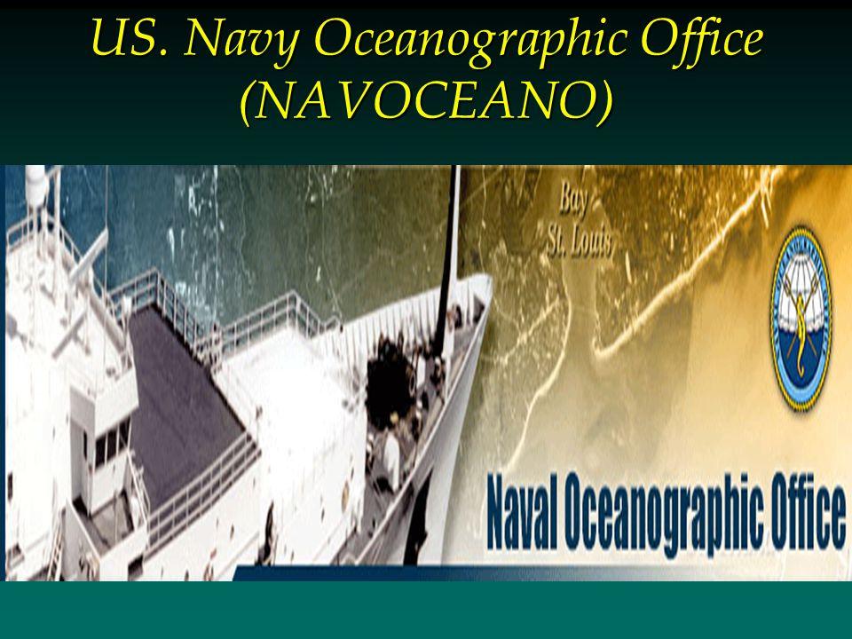 US. Navy Oceanographic Office (NAVOCEANO)