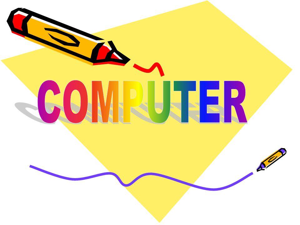 คอมพิวเตอร์คือ อะไร ?
