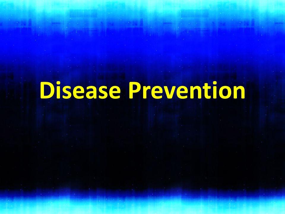 DISEASE Preventive Model RISK SURVEILLANCE SCREENING HOST AGENT ENV. INTERVENTION