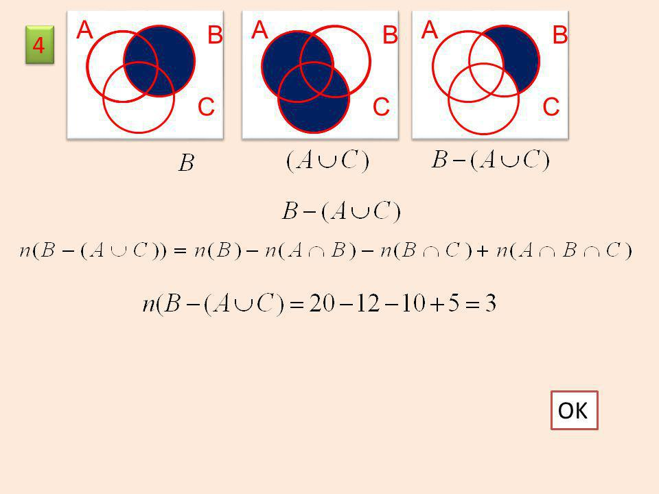 A B C 4 4 5 5 A B C A B C