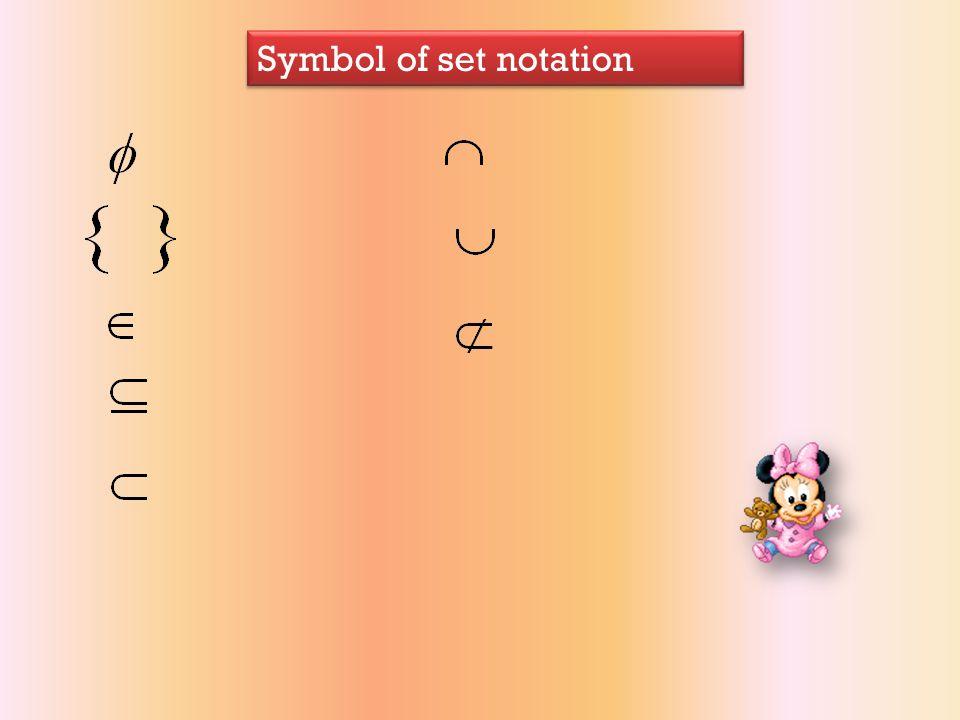 Key Words Element Universal Set Infinite Set Set Builder Form Power Set Set Notation Intersection Equal Set Members Intersection of Set