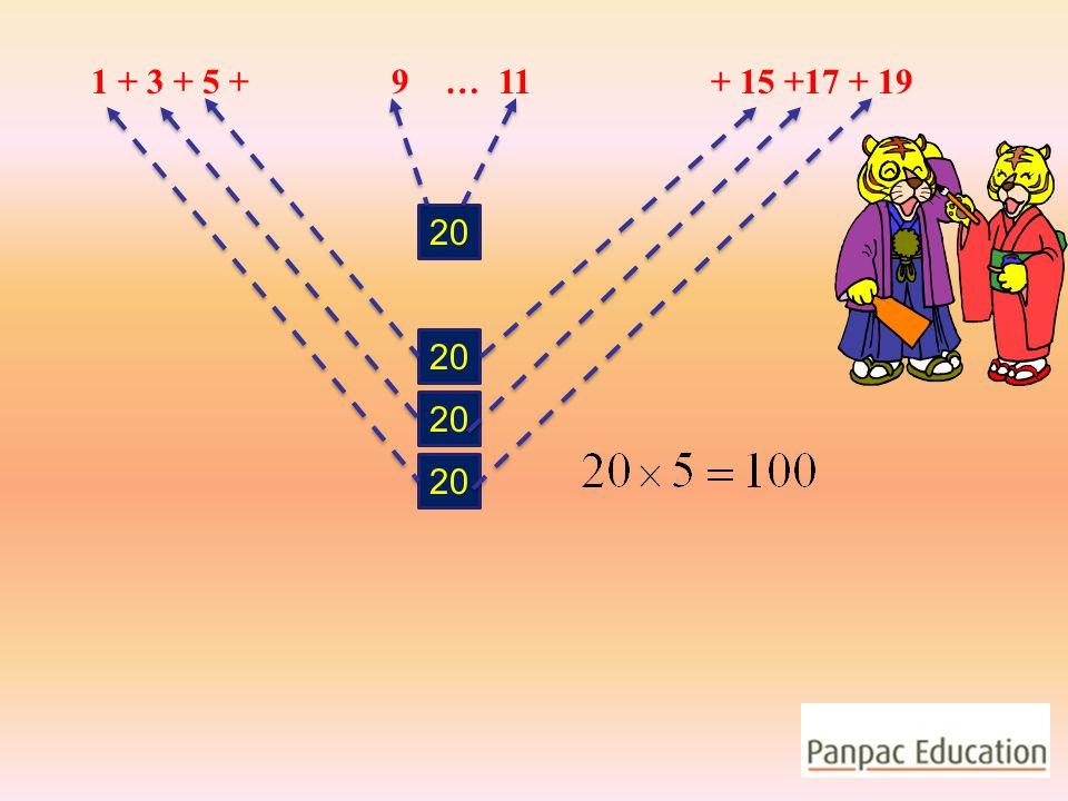 1 + 2 + 3 + 6 +9 + 10 + 11 12 6 วิธีที่ 2