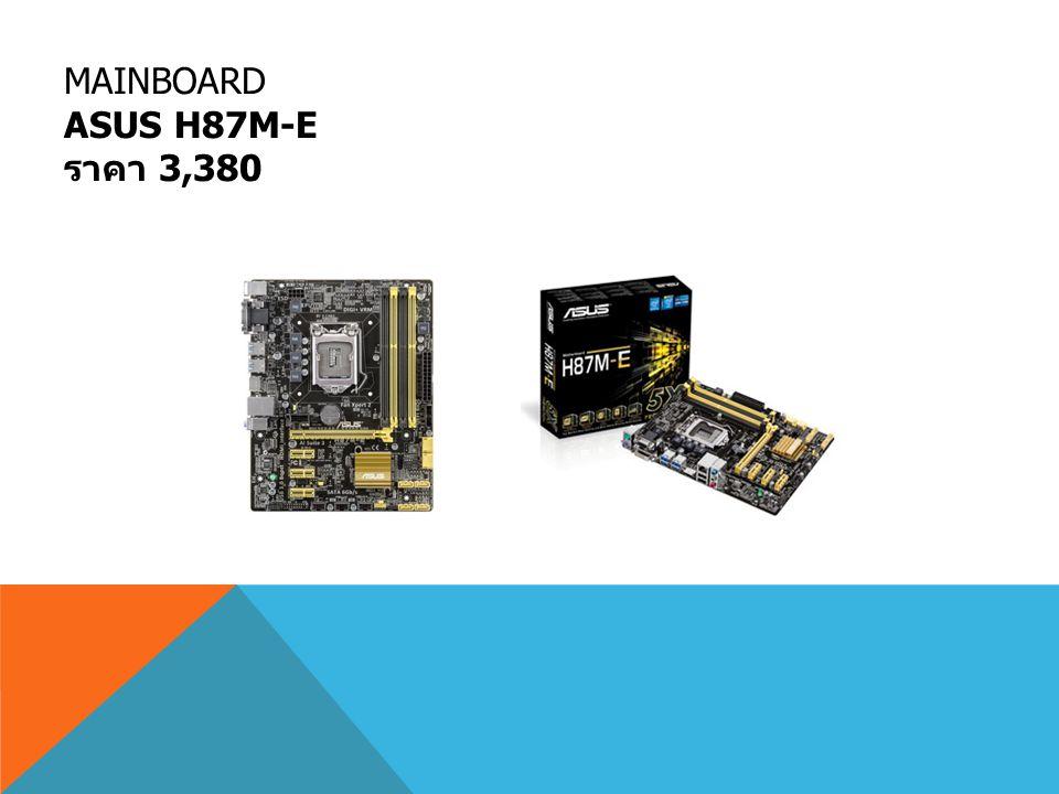GRAPHICS CARDS ASUS GTX760 DC2OC ราคา 9300