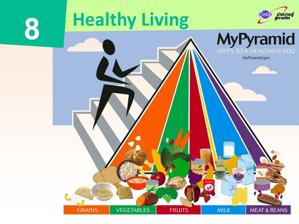 Healthy Living 8